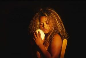 Nicole Egg 3-printed